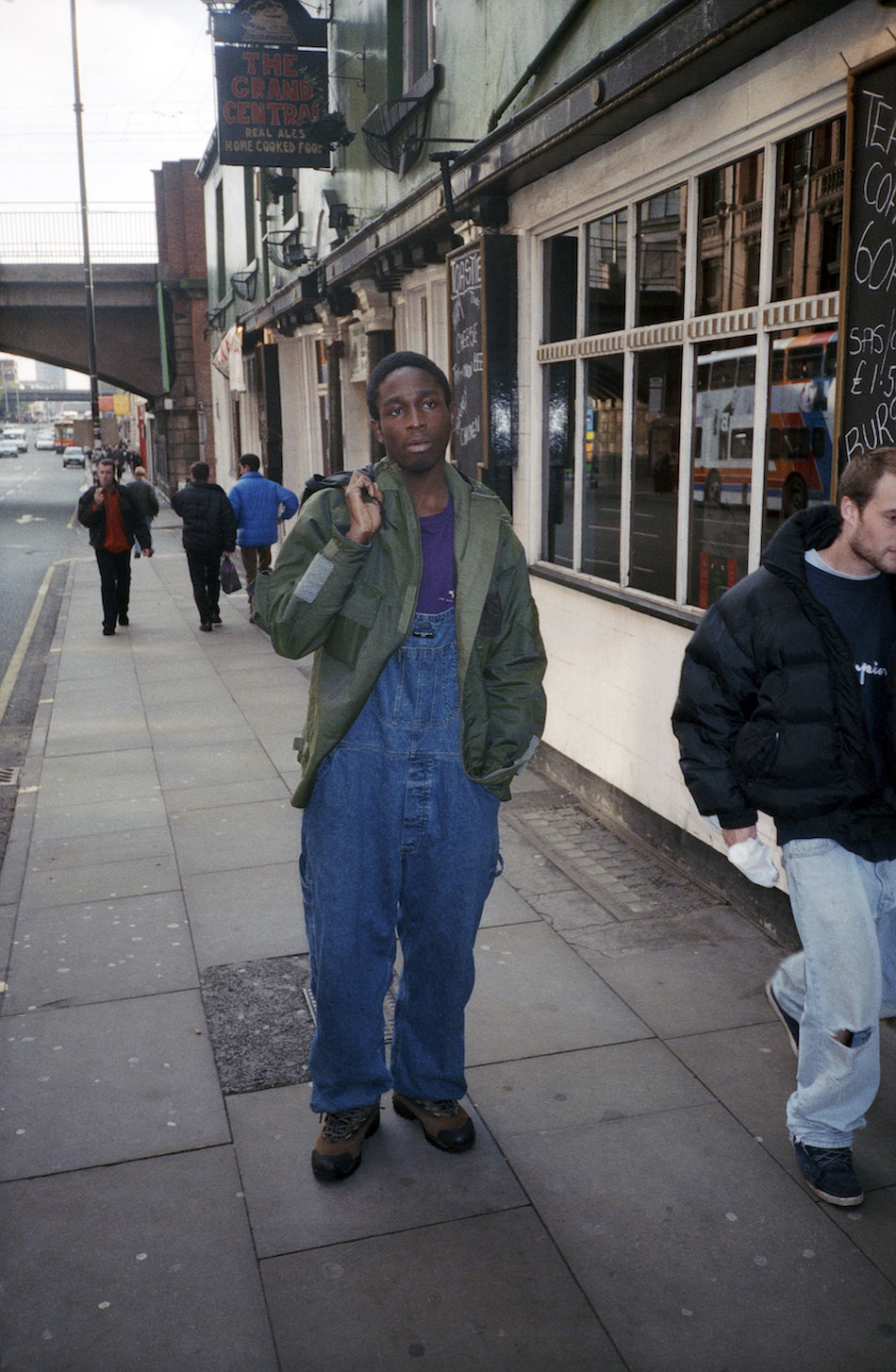Untitled, Manchester 1997 by Jason Evans - North: Identity, Photography, Fashion