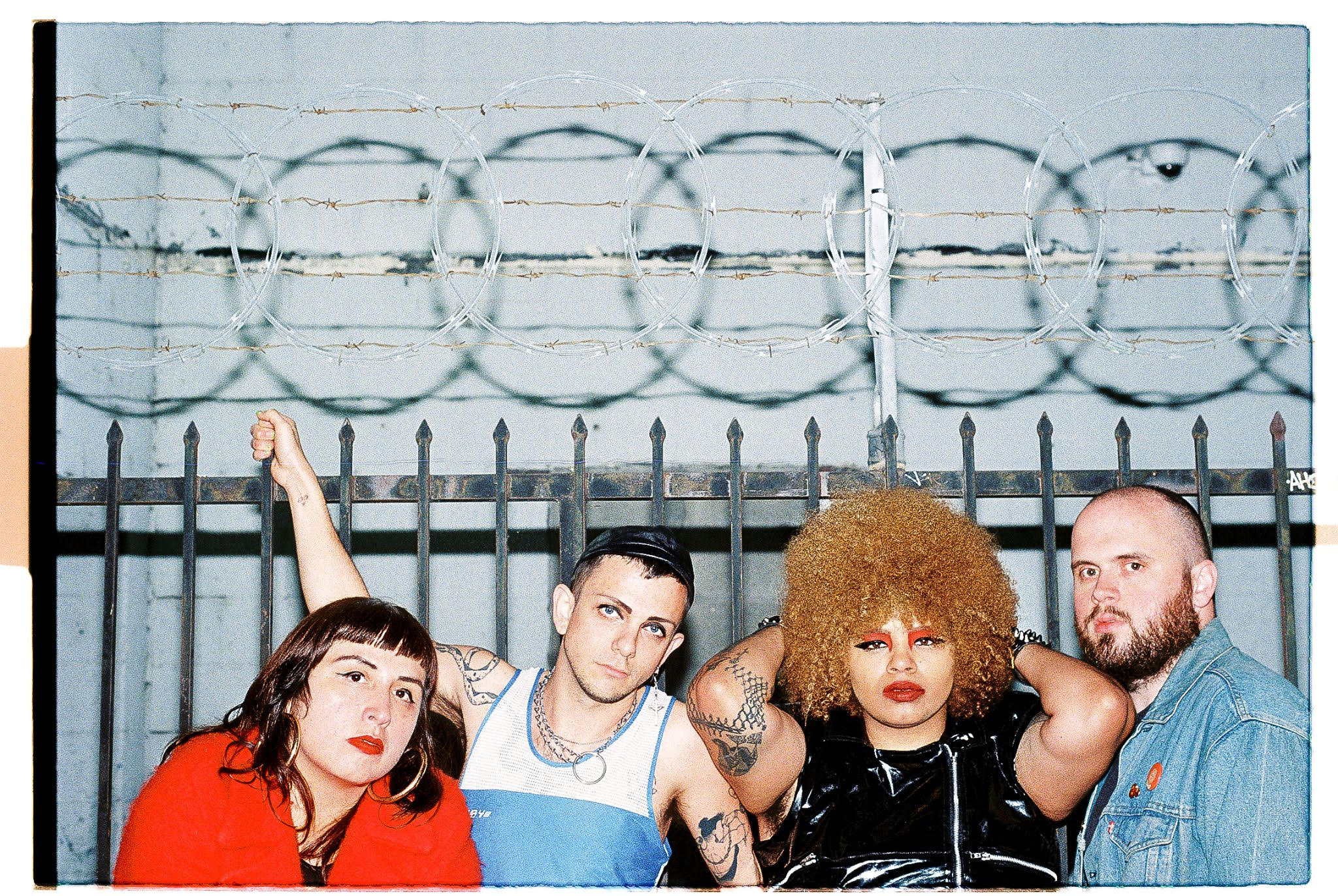 Special Interest Sign With Rough Trade, Share 'Street Pulse Beat'