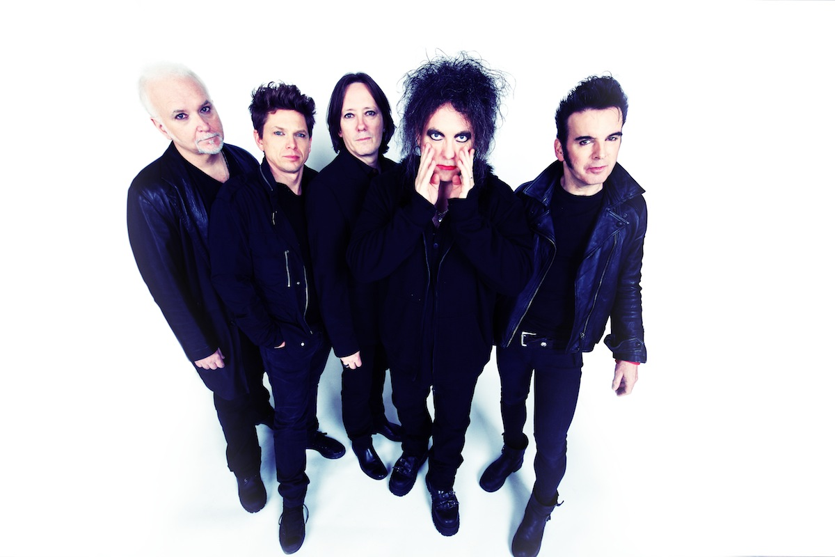 The Cure (Credit: Andy Vella)