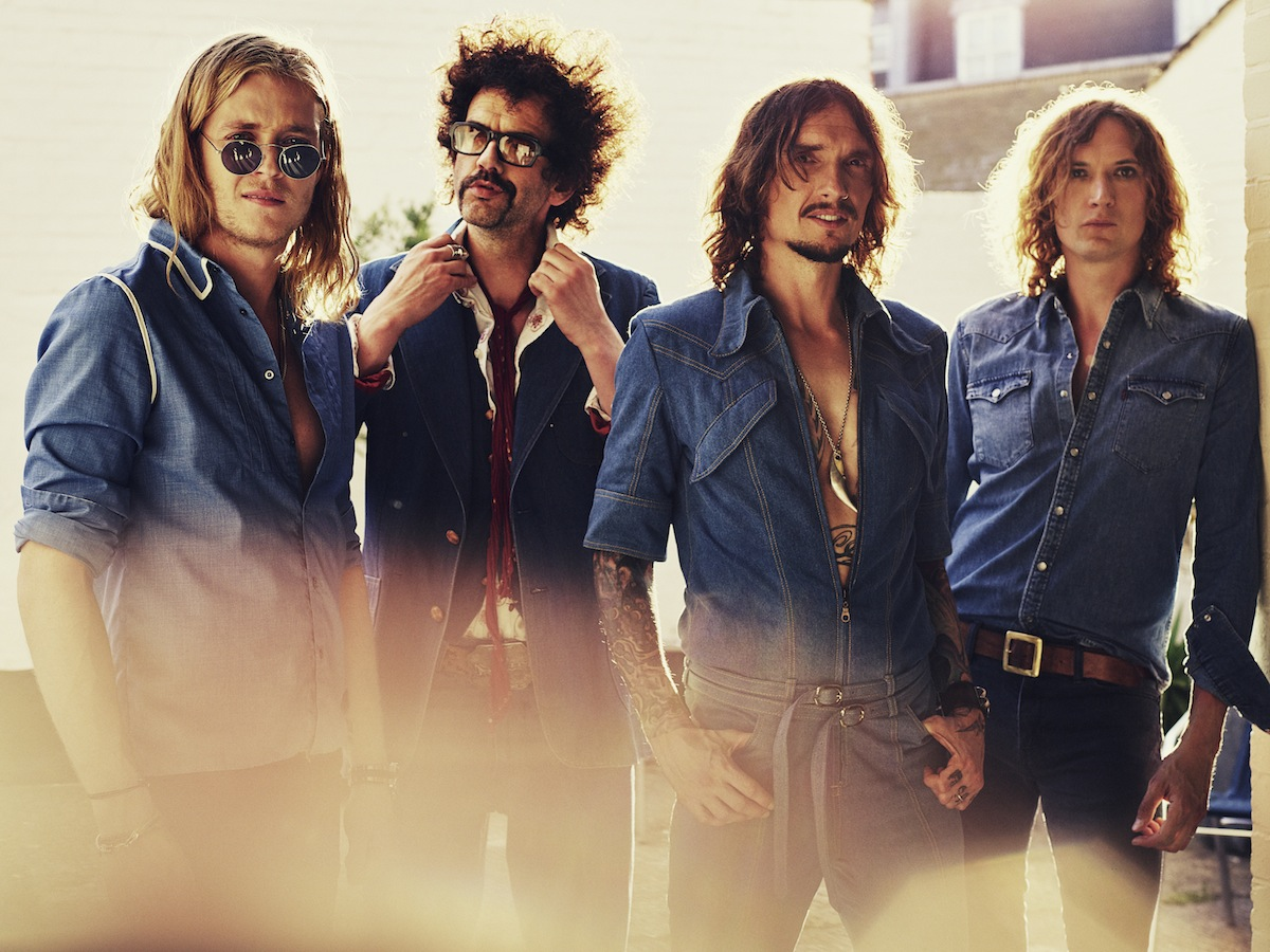 The Darkness (Credit: Simon Emmett)