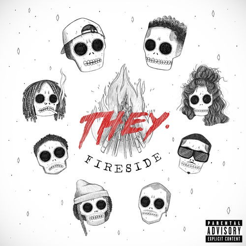 Listen: THEY. Return With 'Fireside' EP