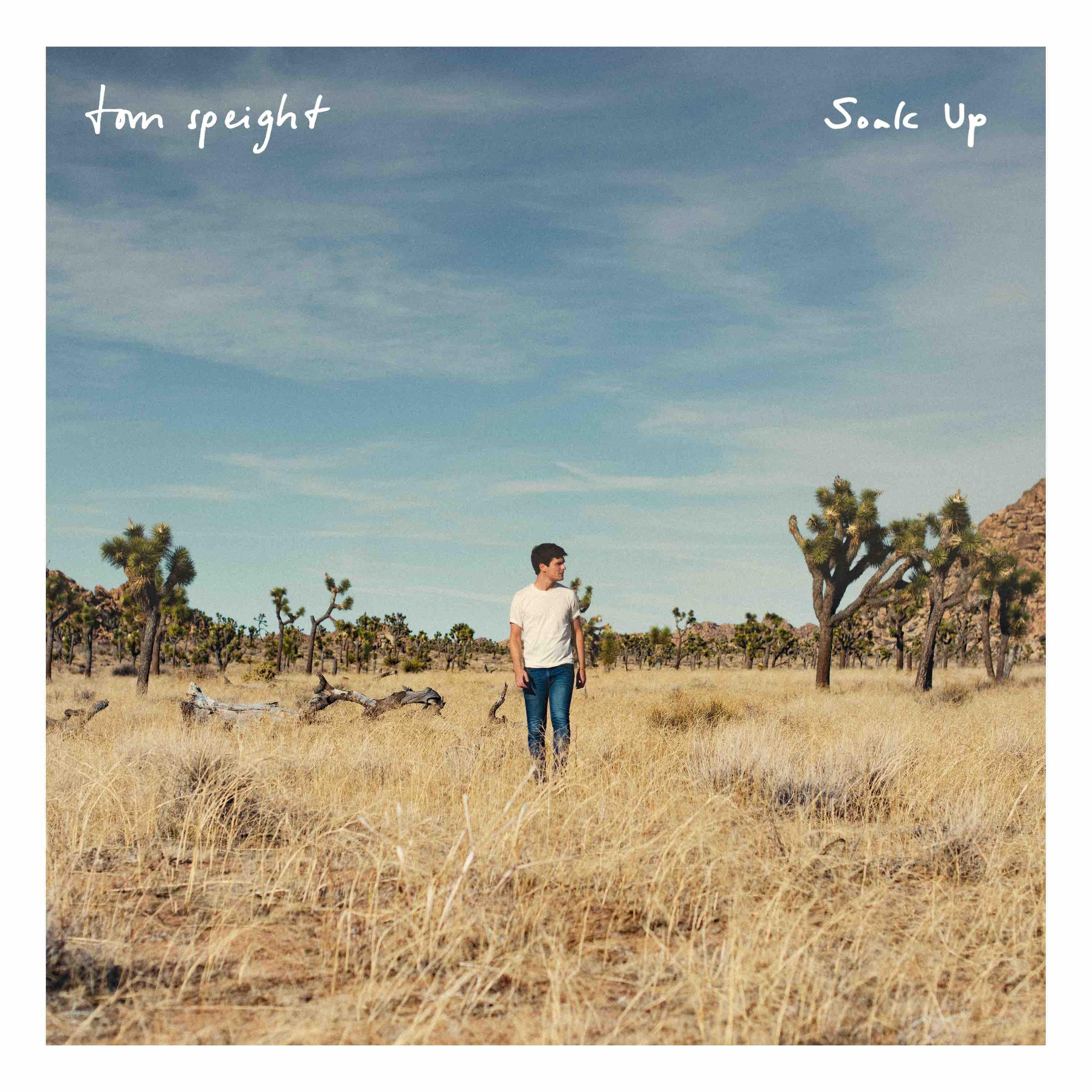 Tom Speight Shimmers On New Song 'Soak Up'