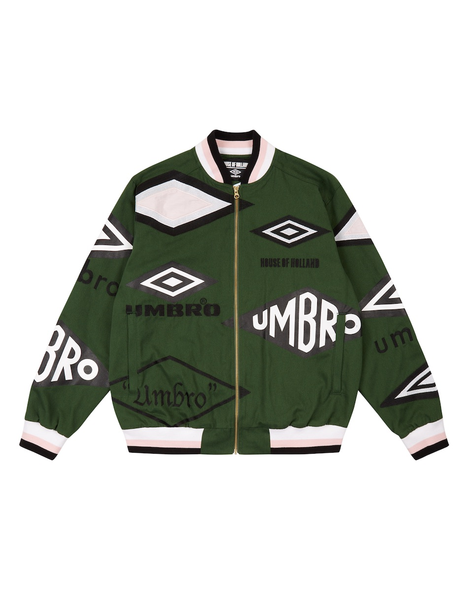 Umbro x House Of Holland