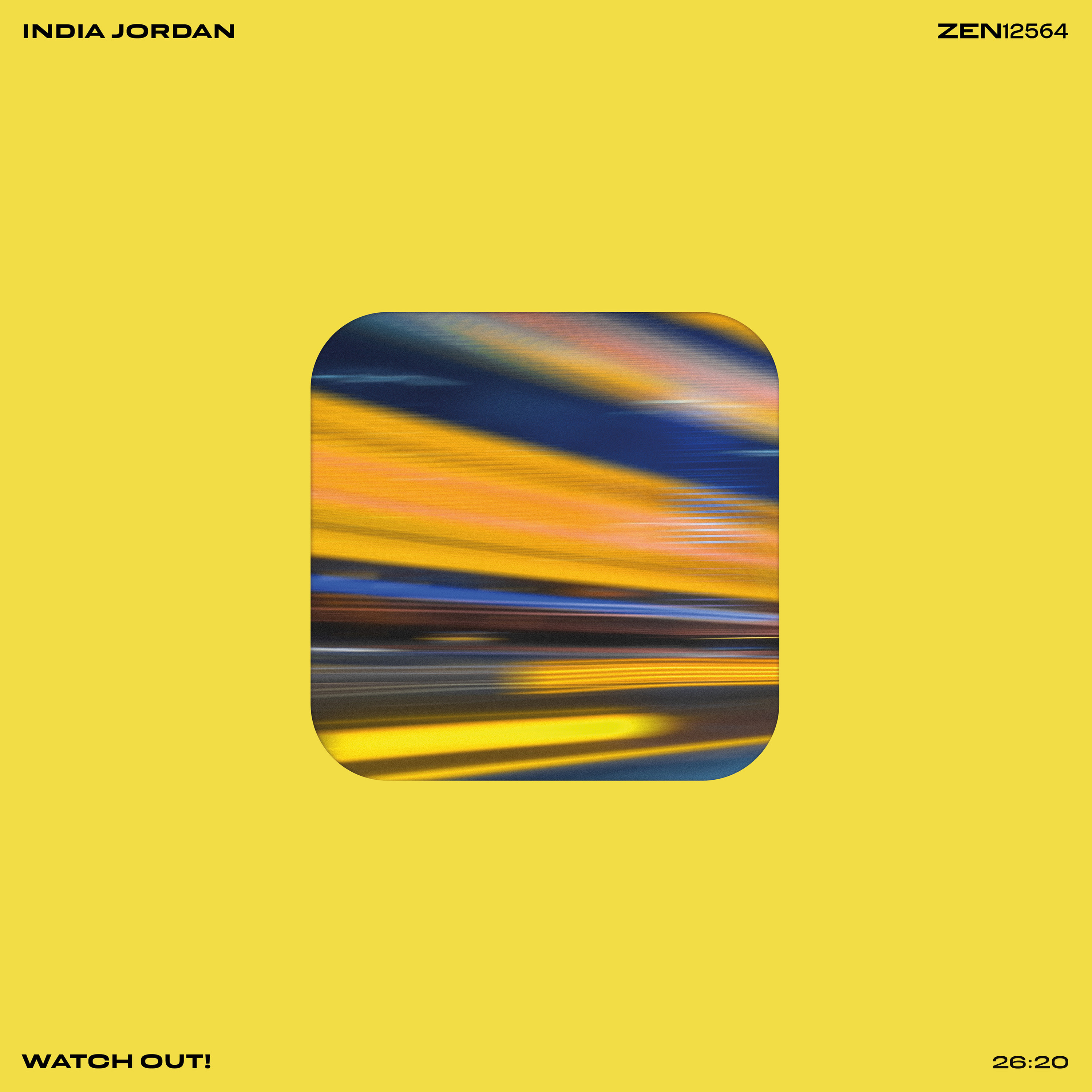 India Jordan Announces New EP 'Watch Out!'