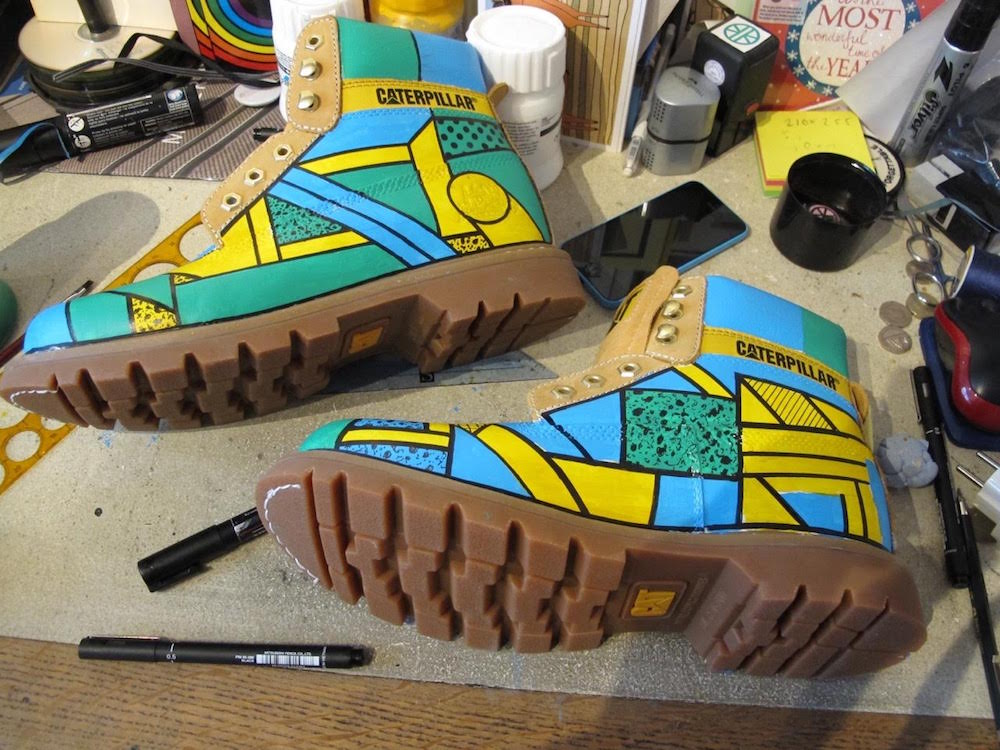 CAT Footwear by Supermundane