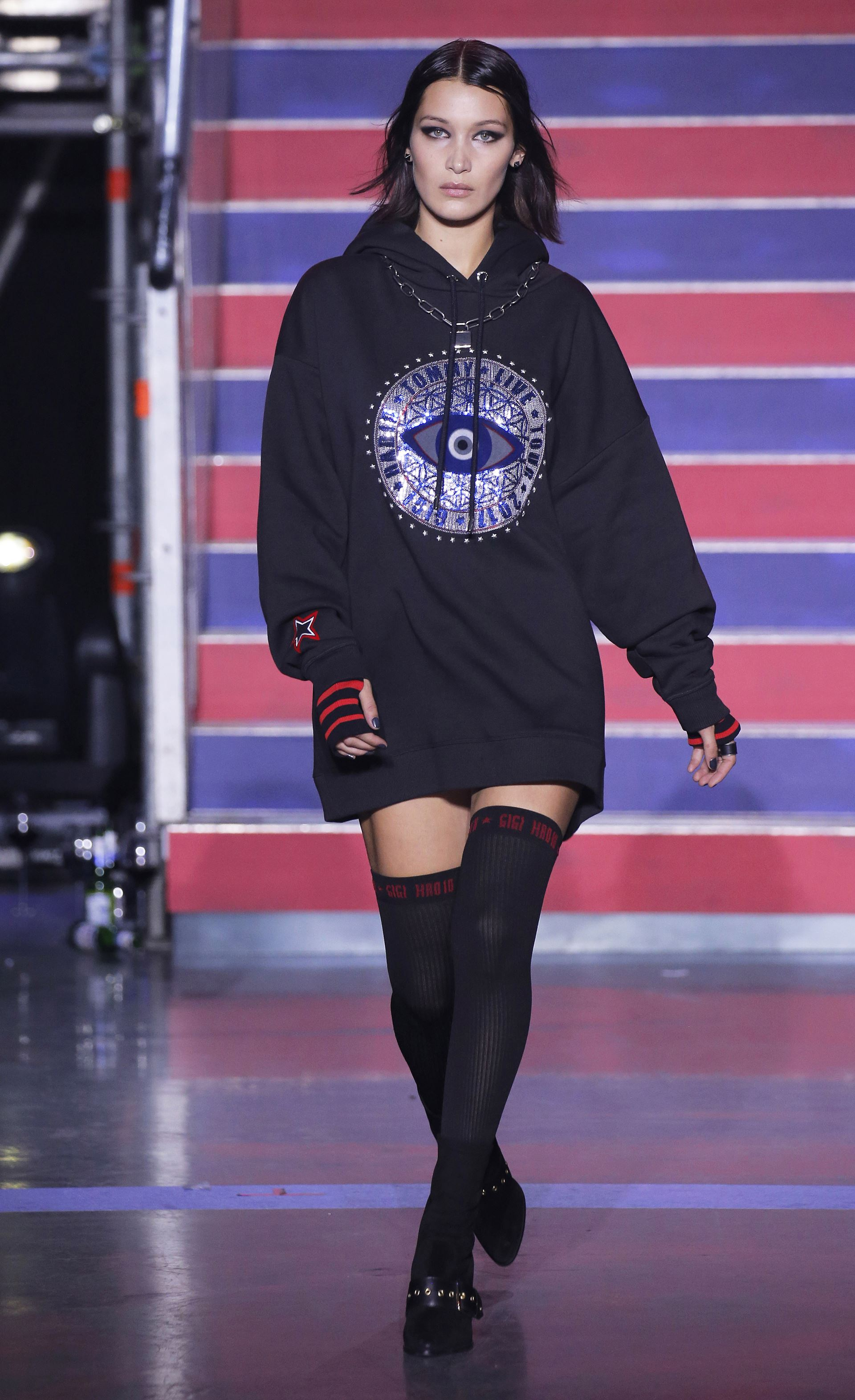 #Tommynow Rock Circus Runway Show